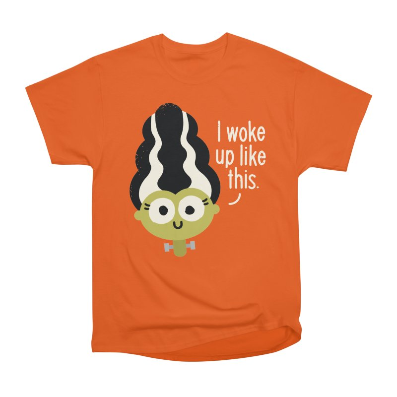 Bride Hair Day Men's Classic T-Shirt by David Olenick
