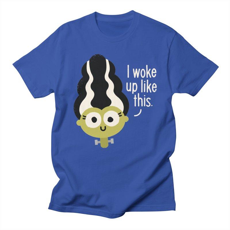 Bride Hair Day Women's Unisex T-Shirt by David Olenick