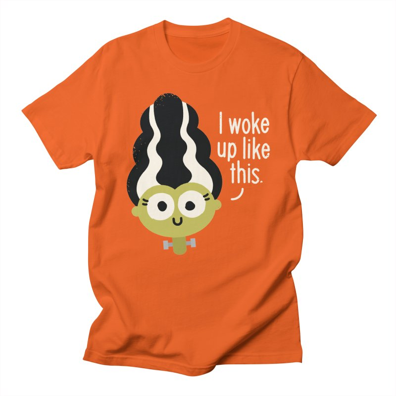 Bride Hair Day Women's Unisex T-Shirt by David Olenick