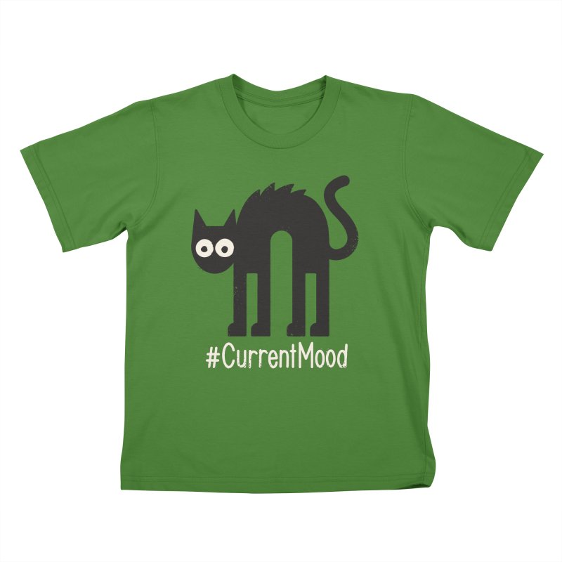 Nope Springs Eternal Kids T-Shirt by David Olenick