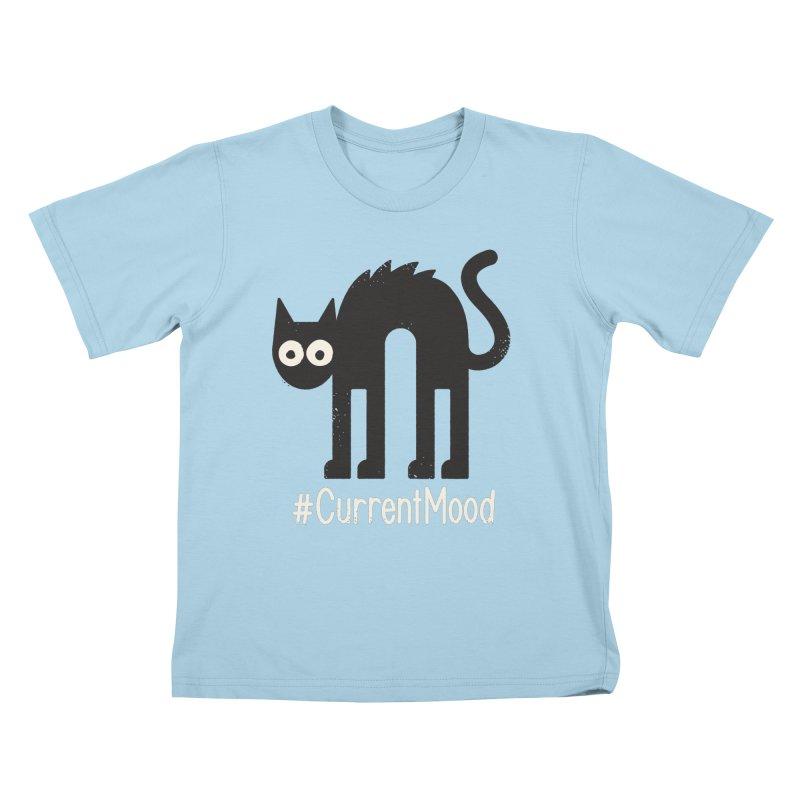 Nope Springs Eternal Kids T-Shirt by David Olenick