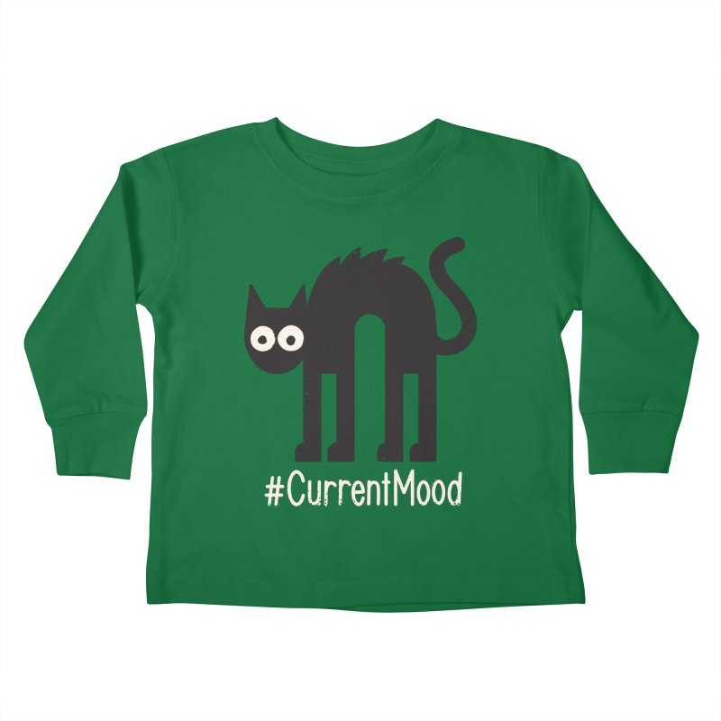 Nope Springs Eternal Kids Toddler Longsleeve T-Shirt by David Olenick