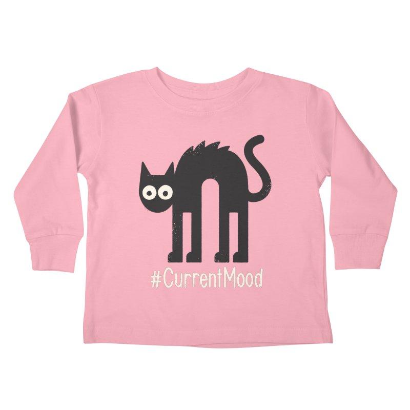 Nope Springs Eternal Kids Toddler Longsleeve T-Shirt by David Olenick