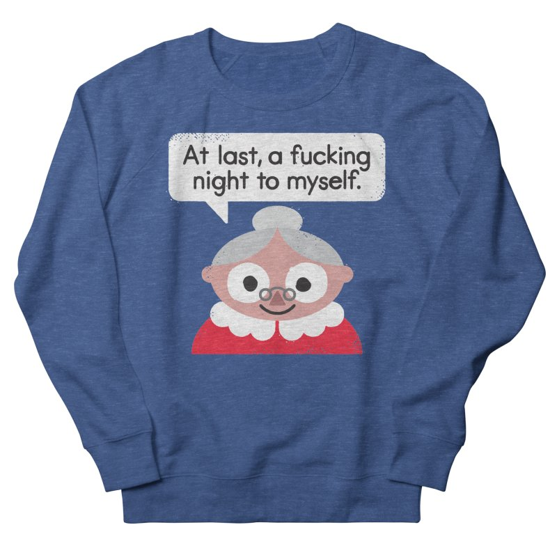 The Claus Come Out Men's Sweatshirt by David Olenick