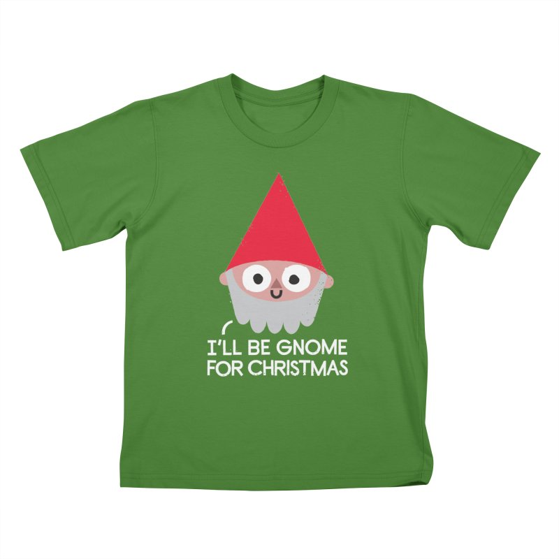 The Lawn and Winding Road Kids T-Shirt by David Olenick