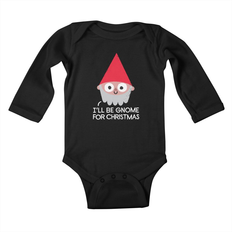 The Lawn and Winding Road Kids Baby Longsleeve Bodysuit by David Olenick