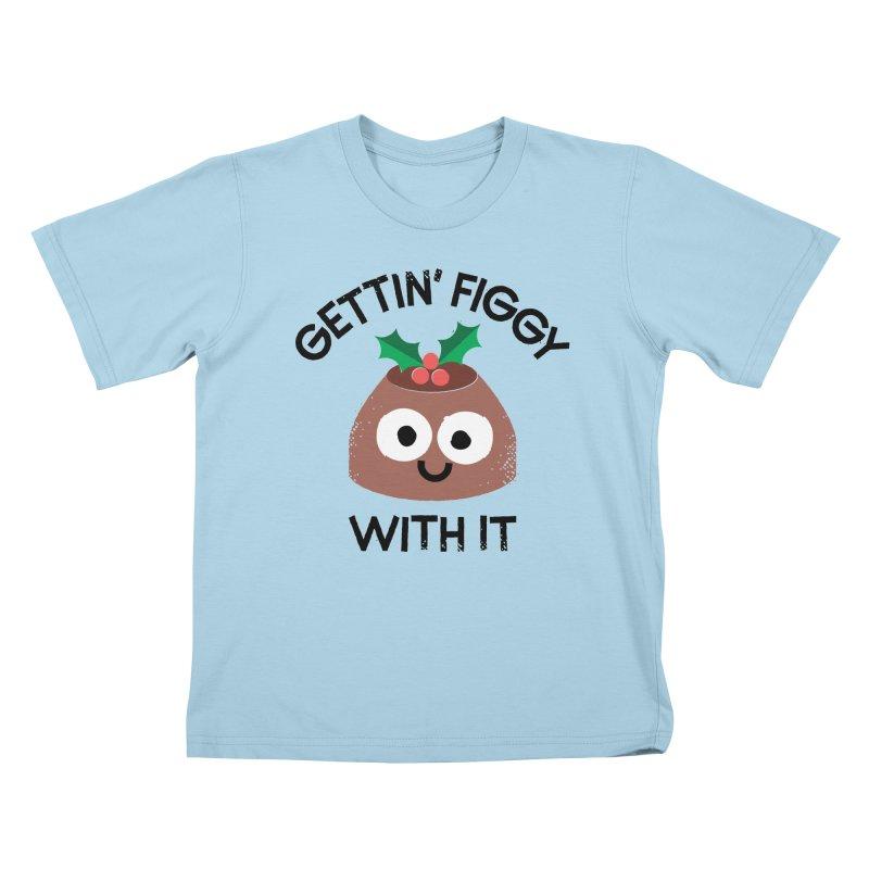 Body English Kids T-Shirt by David Olenick