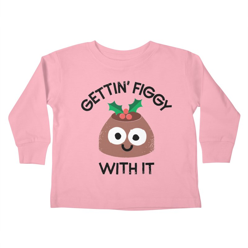 Body English Kids Toddler Longsleeve T-Shirt by David Olenick