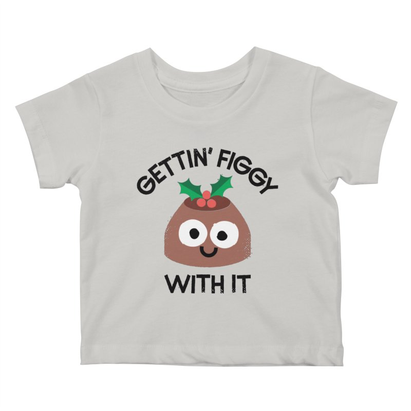 Body English Kids Baby T-Shirt by David Olenick