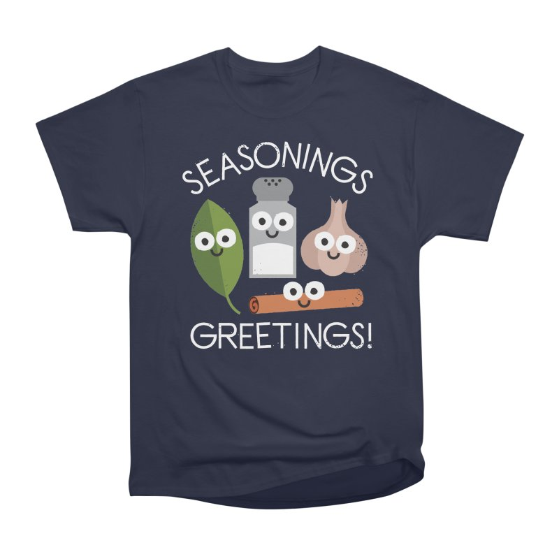 My Flavorite Things Men's Classic T-Shirt by David Olenick