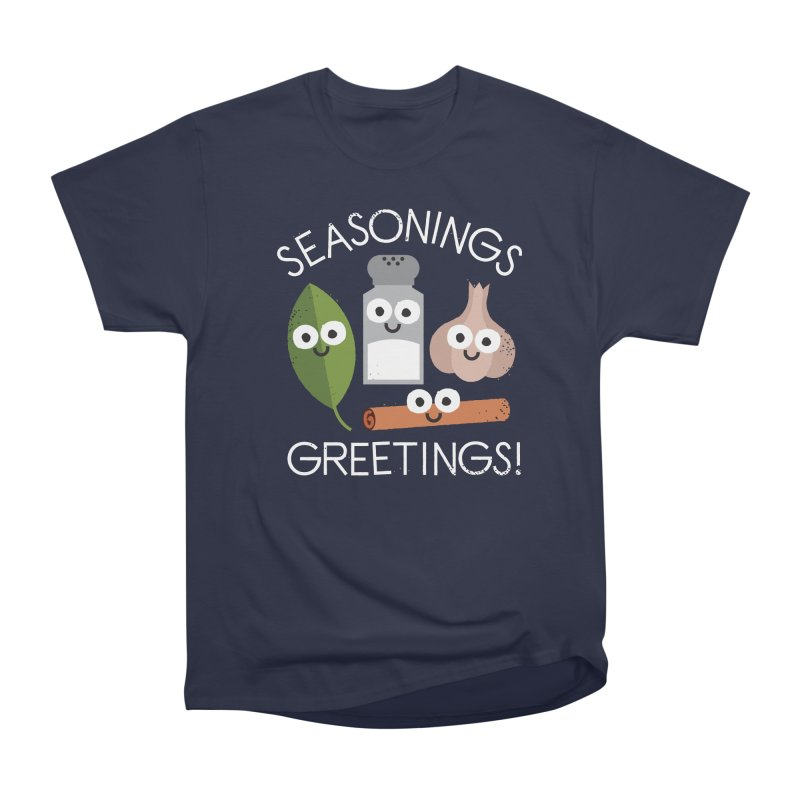 My Flavorite Things Women's Classic Unisex T-Shirt by David Olenick