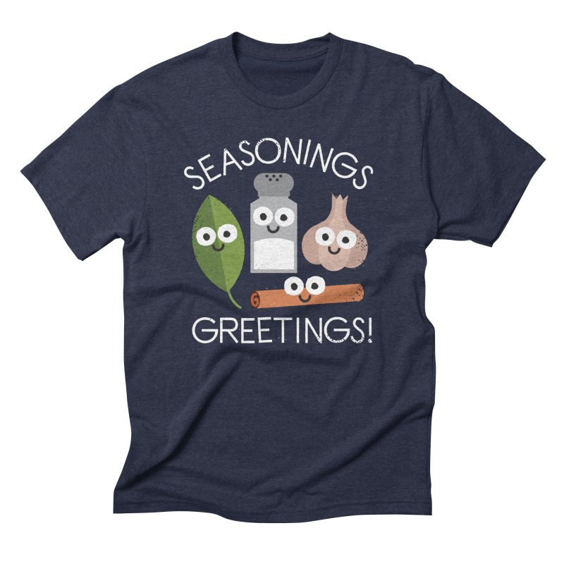 My Flavorite Things Men's Triblend T-Shirt by David Olenick