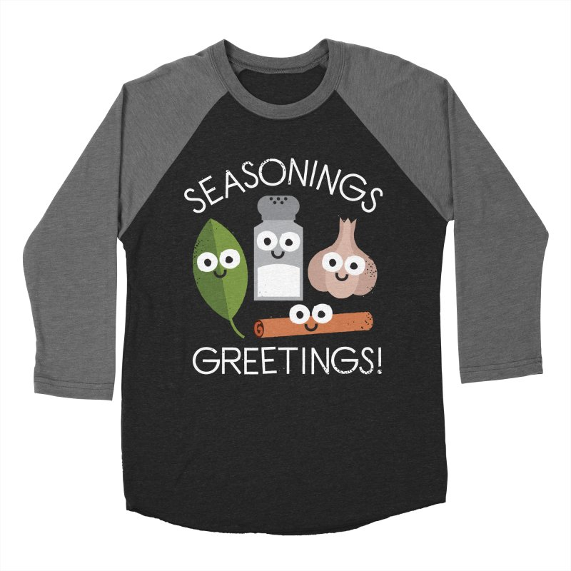 My Flavorite Things Women's Baseball Triblend Longsleeve T-Shirt by David Olenick