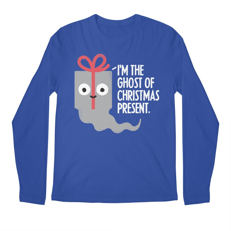 The Spirit of Giving Men's Longsleeve T-Shirt by David Olenick
