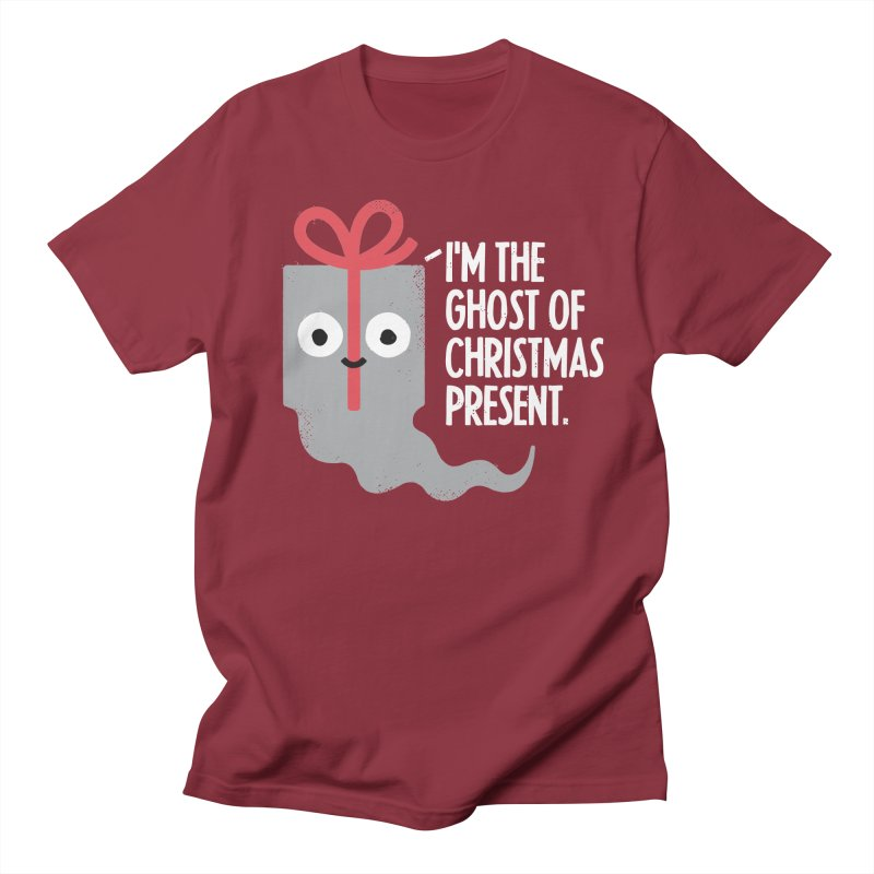 The Spirit of Giving Women's Unisex T-Shirt by David Olenick