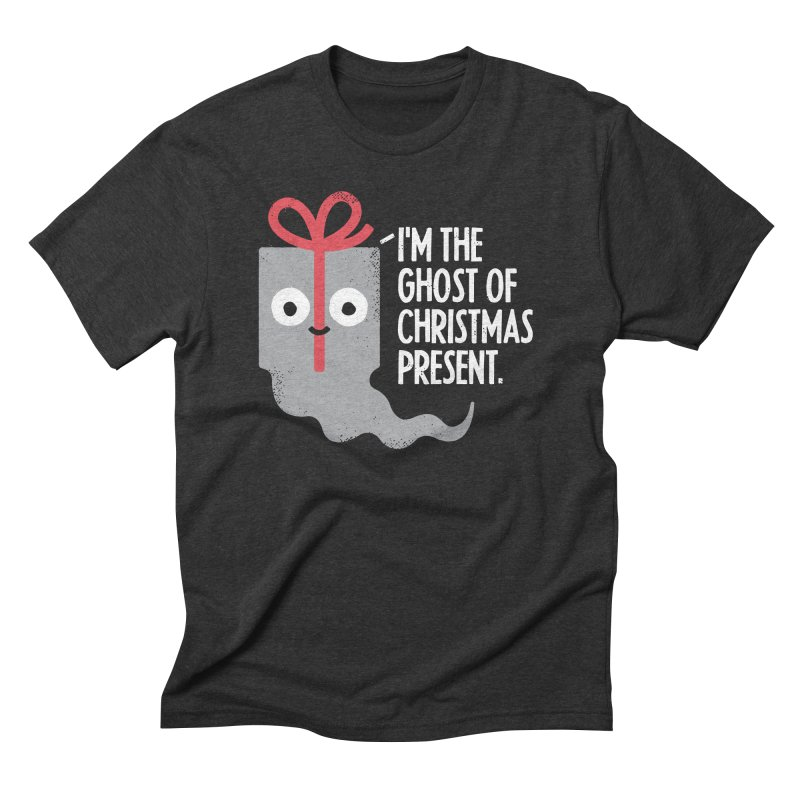 The Spirit of Giving Men's Triblend T-Shirt by David Olenick