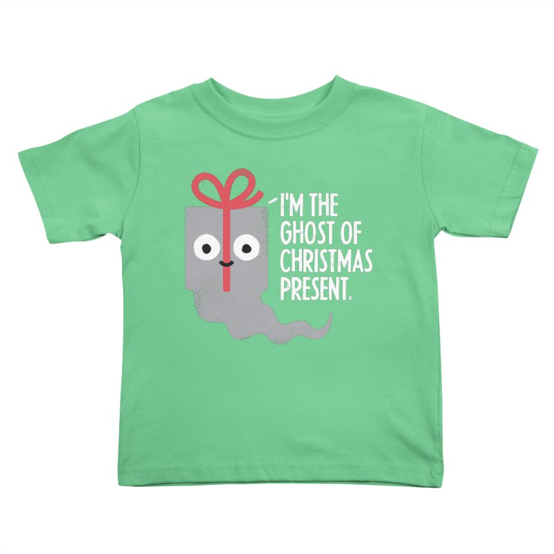 The Spirit of Giving Kids Toddler T-Shirt by David Olenick