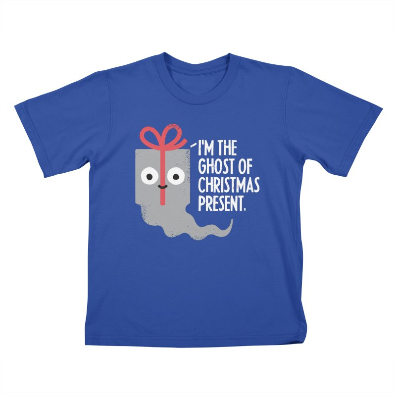 The Spirit of Giving Kids T-Shirt by David Olenick