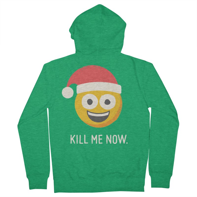 Season's Gratings Women's Zip-Up Hoody by David Olenick