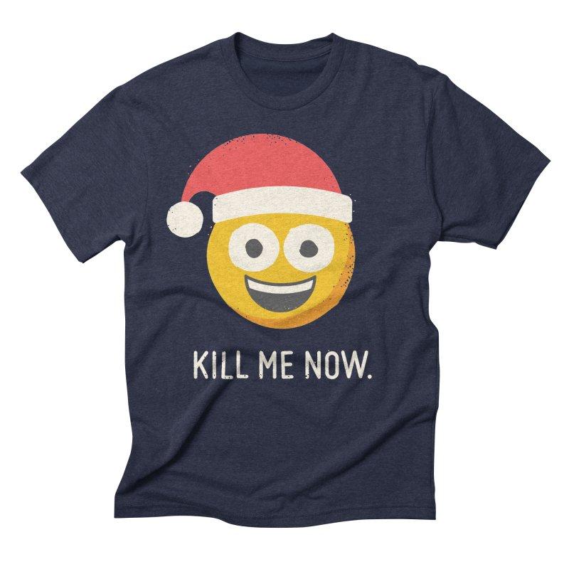 Season's Gratings Men's Triblend T-Shirt by David Olenick