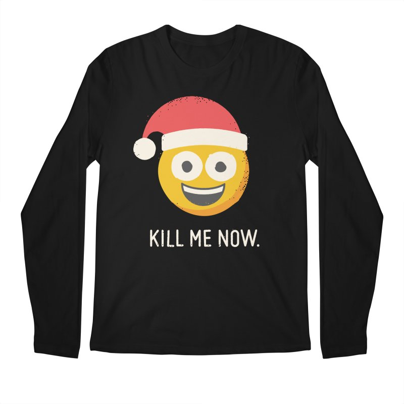 Season's Gratings Men's Longsleeve T-Shirt by David Olenick