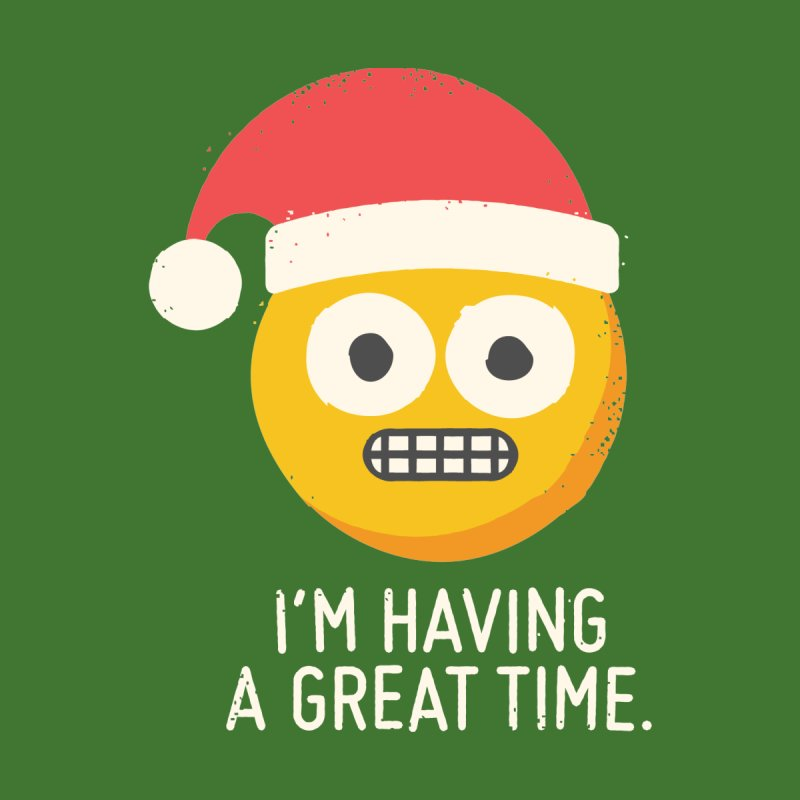 White Knuckle Christmas by David Olenick