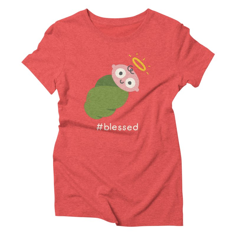Divine Instavention Women's Triblend T-Shirt by David Olenick