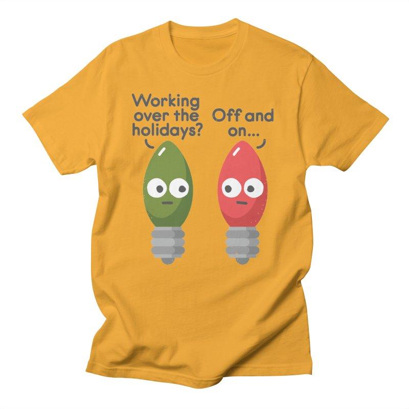 Seasonal Employment Women's Unisex T-Shirt by David Olenick