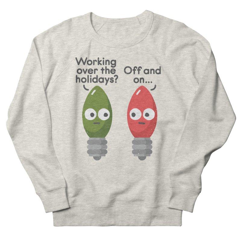 Seasonal Employment Women's Sweatshirt by David Olenick