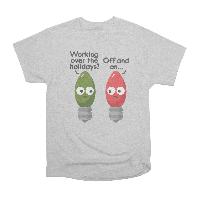 Seasonal Employment Men's Classic T-Shirt by David Olenick