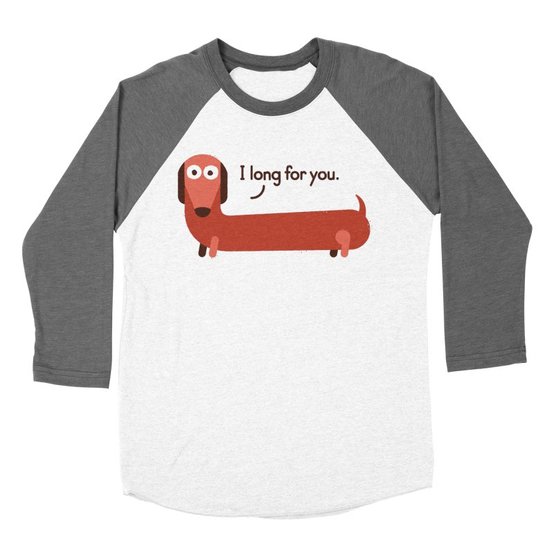 In the Wurst Way Women's Longsleeve T-Shirt by David Olenick