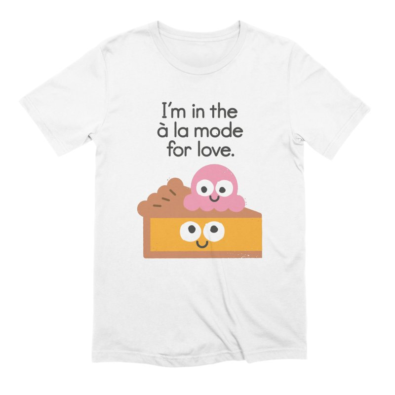 A Relationship Built On Crust Men's Extra Soft T-Shirt by David Olenick