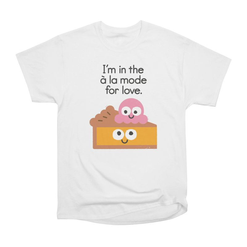 A Relationship Built On Crust Women's Classic Unisex T-Shirt by David Olenick