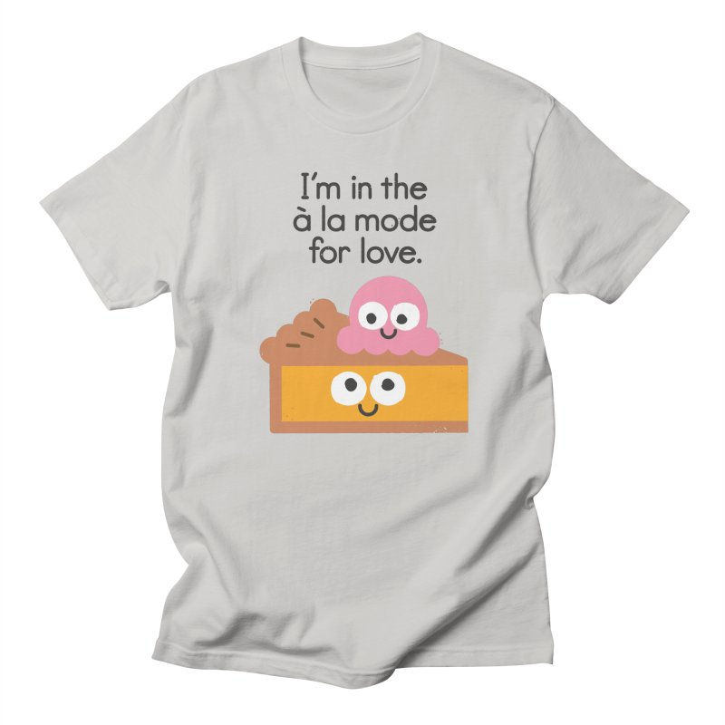 A Relationship Built On Crust Women's Unisex T-Shirt by David Olenick