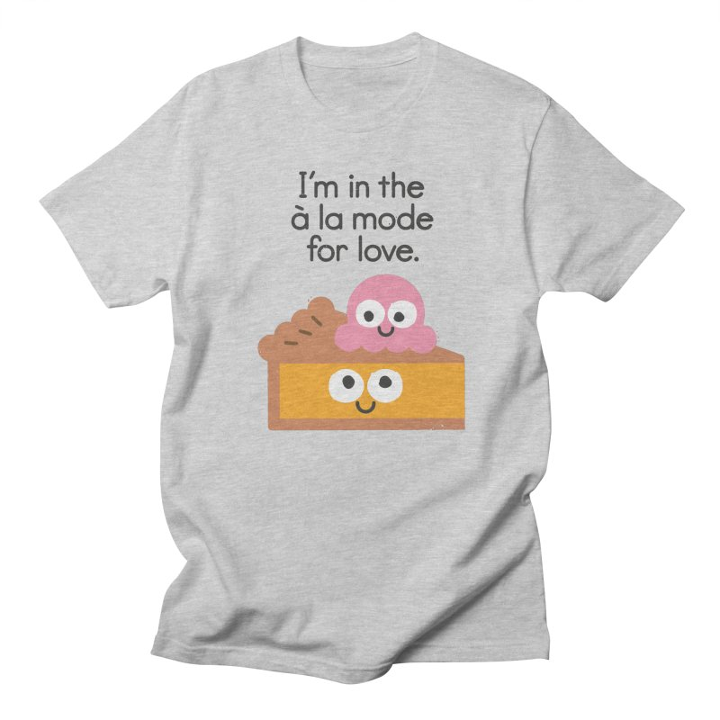 A Relationship Built On Crust Men's T-Shirt by David Olenick