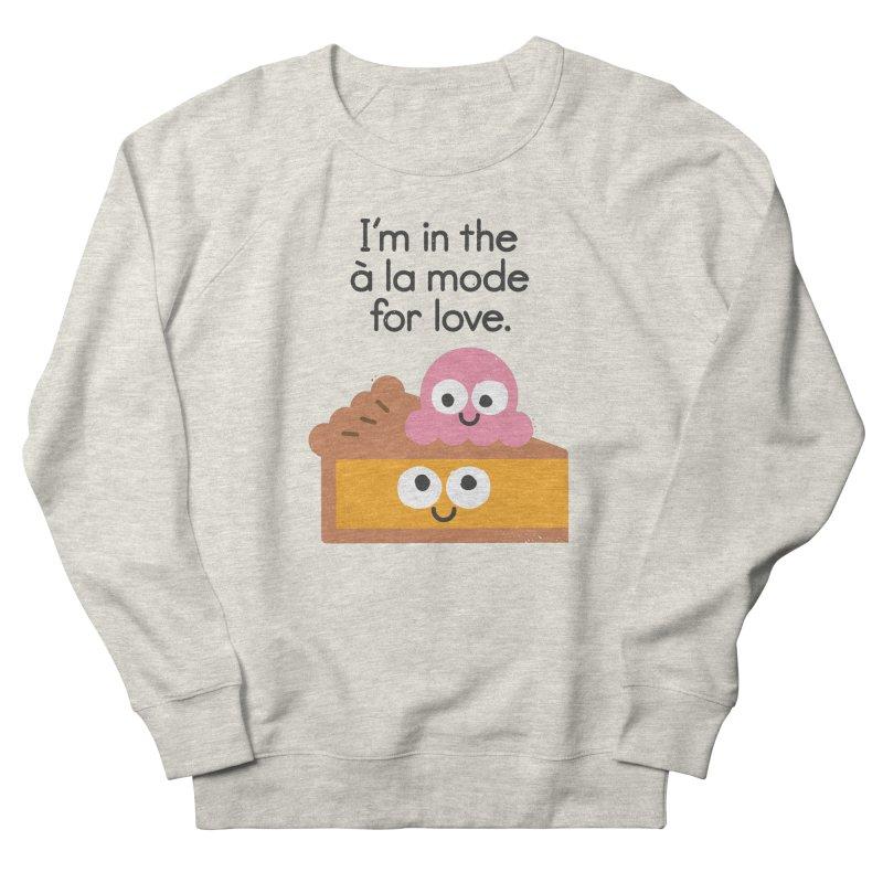 A Relationship Built On Crust Men's Sweatshirt by David Olenick