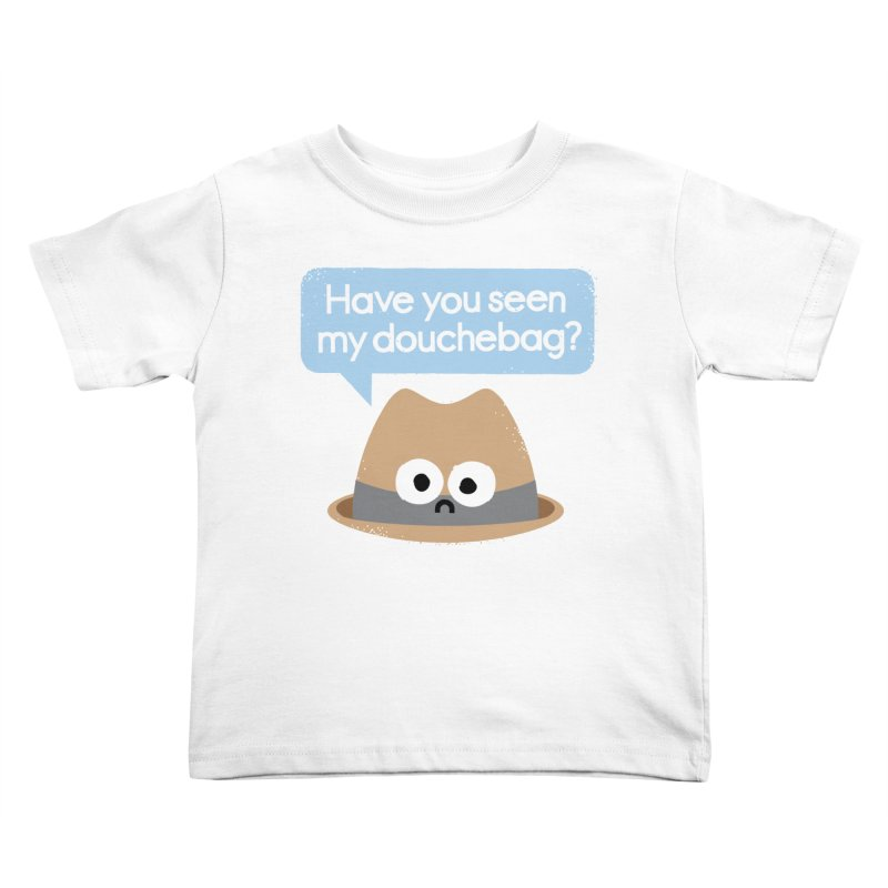 Missing Person Kids Toddler T-Shirt by David Olenick