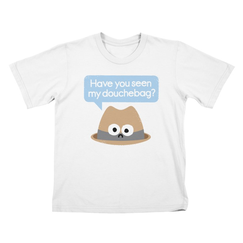 Missing Person Kids T-shirt by David Olenick