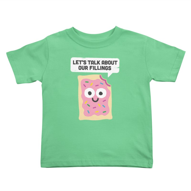Tart Therapy Kids Toddler T-Shirt by David Olenick