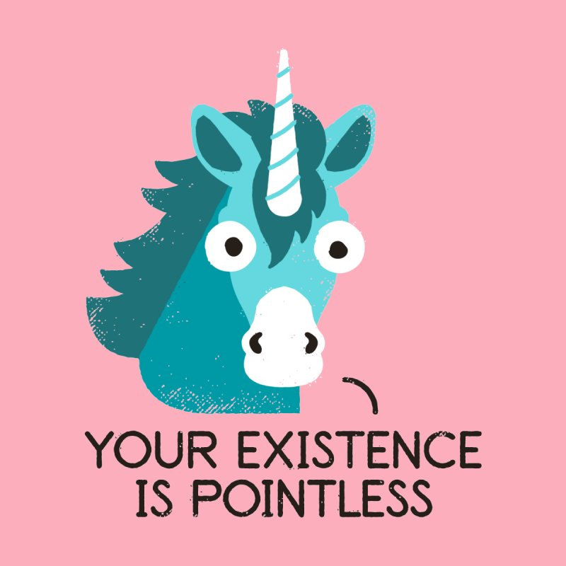 Neigh Sayer None  by David Olenick
