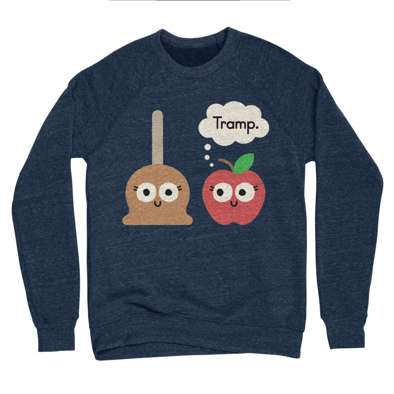Apple Jelly Women's Sponge Fleece Sweatshirt by David Olenick