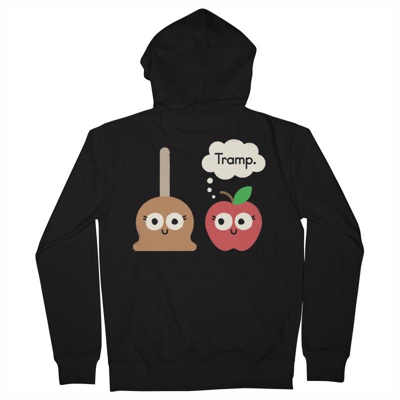 Apple Jelly Men's Zip-Up Hoody by David Olenick
