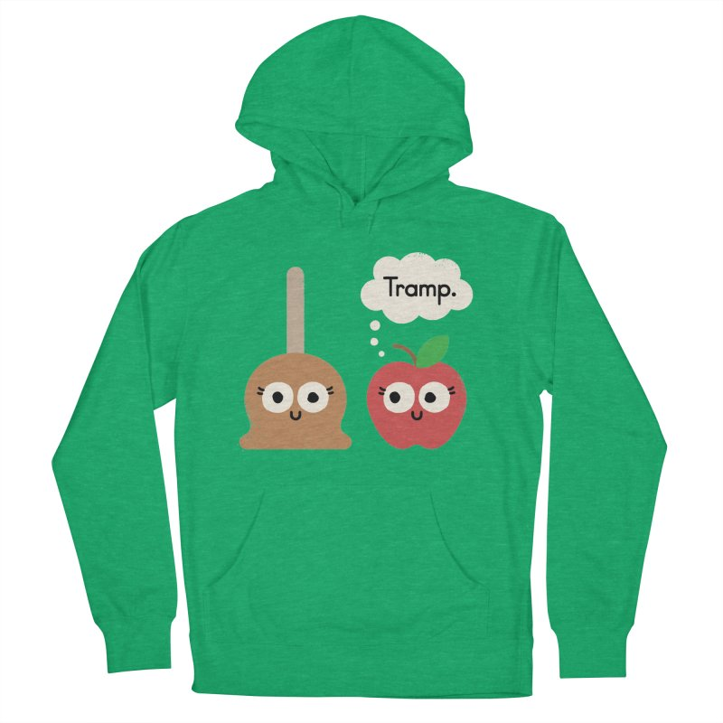 Apple Jelly Men's French Terry Pullover Hoody by David Olenick