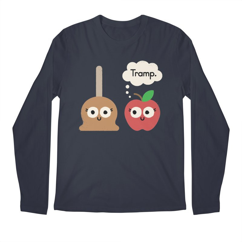 Apple Jelly Men's Regular Longsleeve T-Shirt by David Olenick