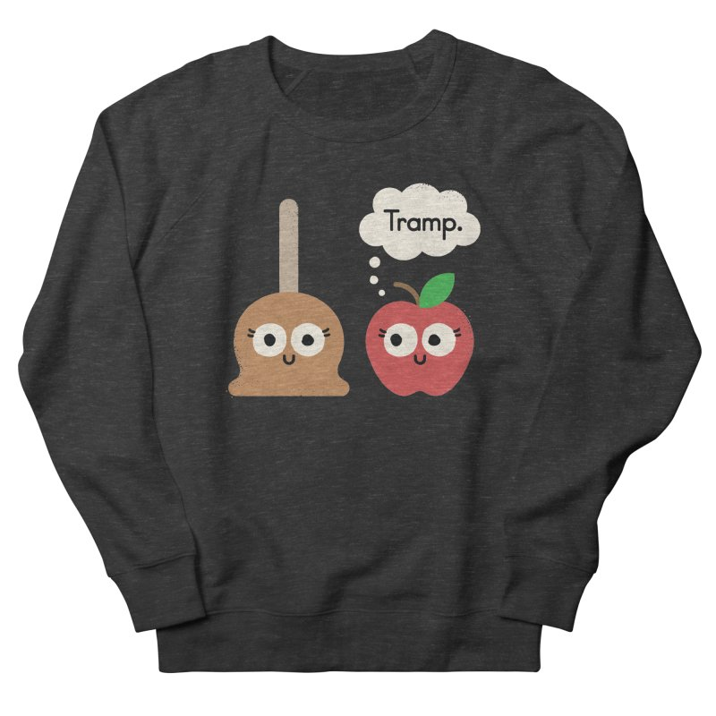 Apple Jelly Men's French Terry Sweatshirt by David Olenick