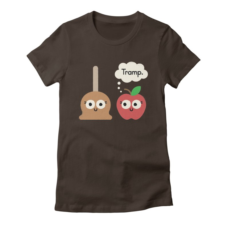 Apple Jelly Women's Fitted T-Shirt by David Olenick