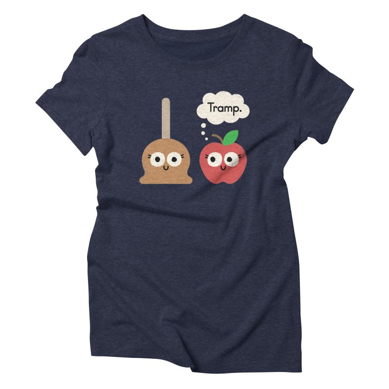 Apple Jelly Women's Triblend T-Shirt by David Olenick