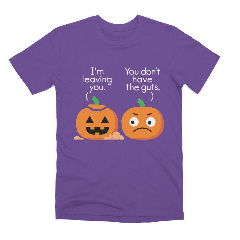 Gourd Riddance Men's Premium T-Shirt by David Olenick