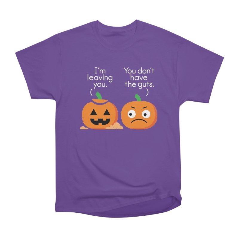 Gourd Riddance Women's Heavyweight Unisex T-Shirt by David Olenick