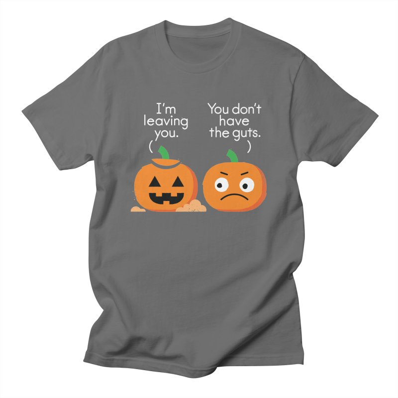 Gourd Riddance Men's Regular T-Shirt by David Olenick